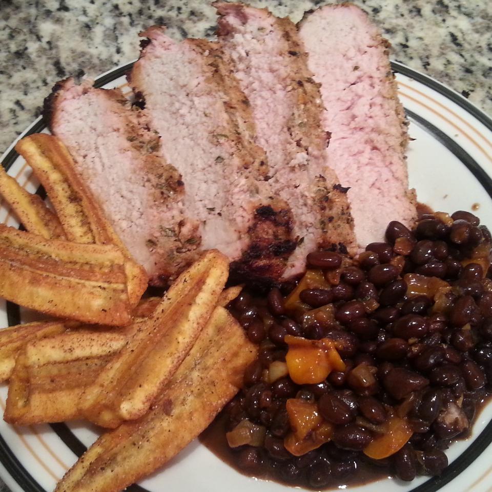 Chef John's Grilled Jerk Pork Tenderloin