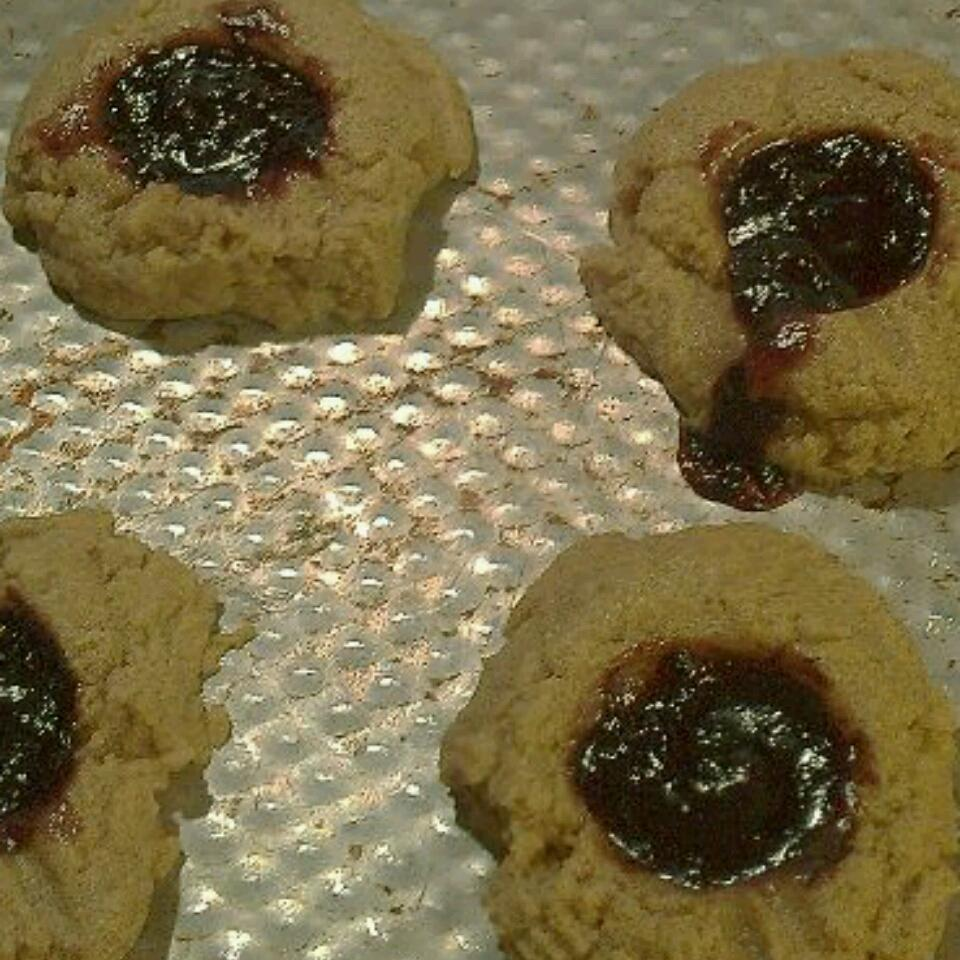Uncle Mac's Peanut Butter and Jelly Cookies sarah5252