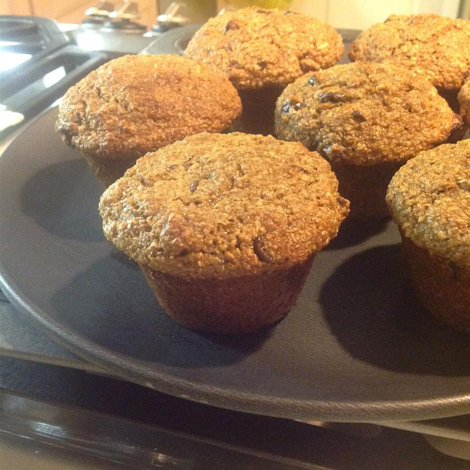 Oat Bran Muffins Ellie Young Ander