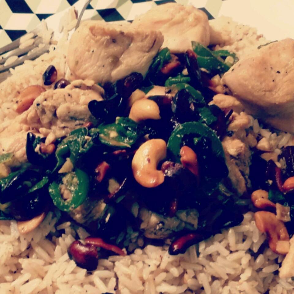 Thai Chicken with Cashew Nuts Adam Watson