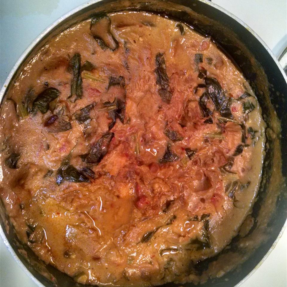 West African Peanut Stew Lori Schreiner