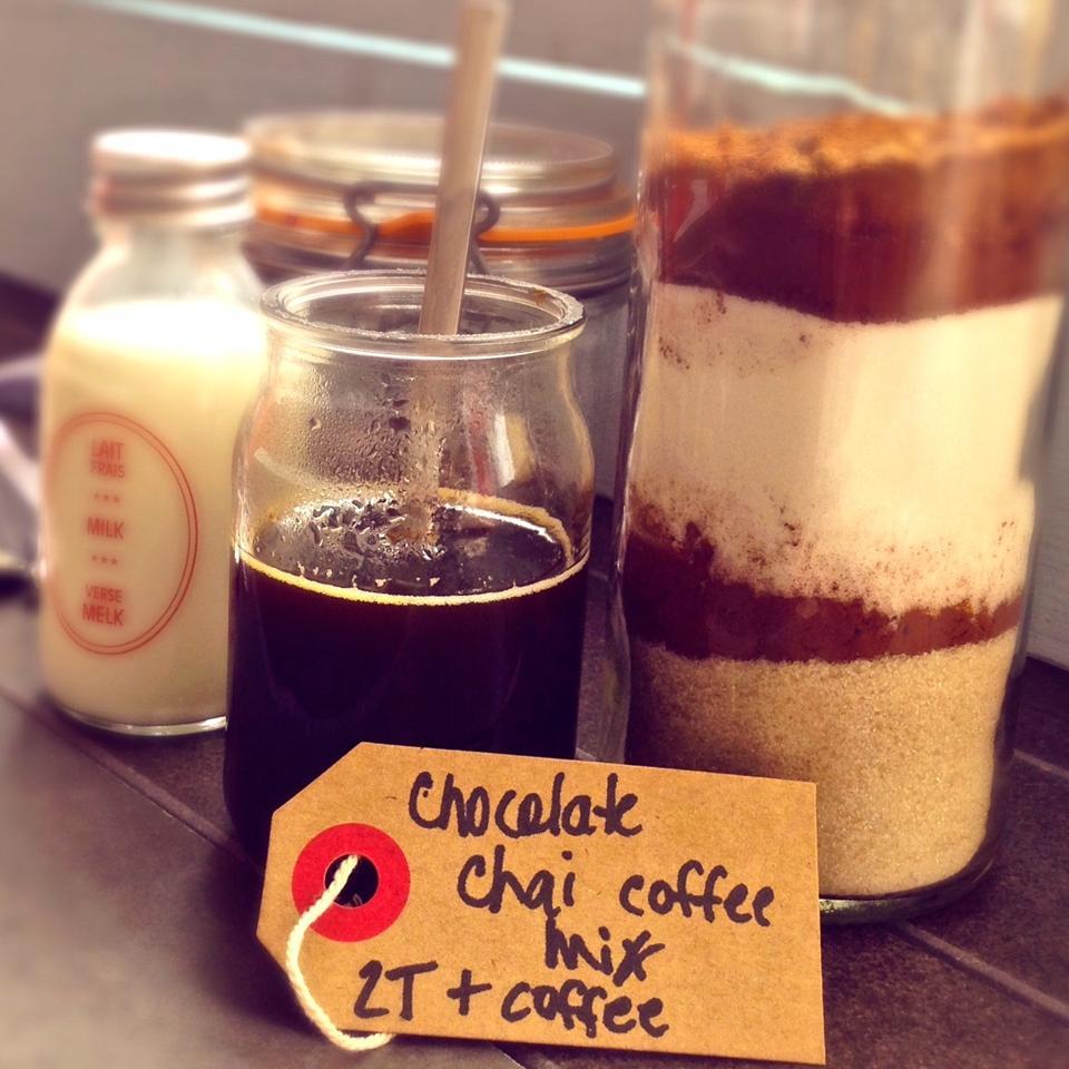 Chocolate Chai Coffee Mix