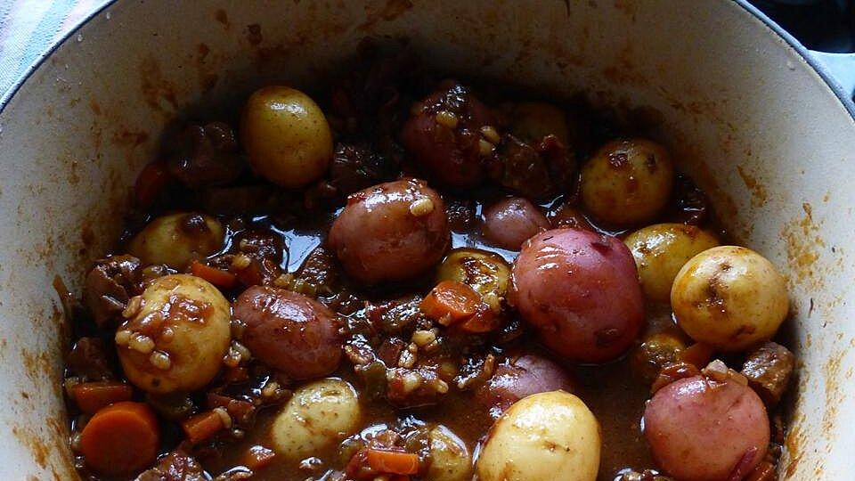 JG's Irish Lamb Stew