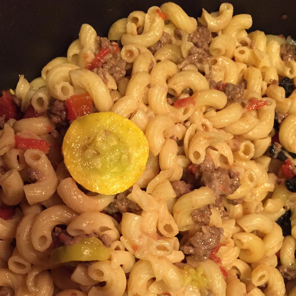 Beef and Parmesan Pasta Roeland Westra