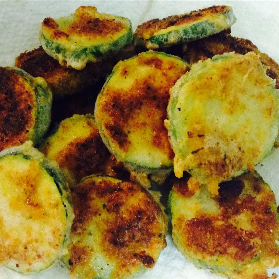 Kelli's Fried Green Zucchini jenni