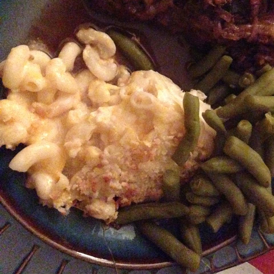 Old Fashioned Mac'n Cheese h2opixie
