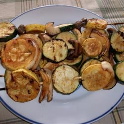 Easy Cajun Grilled Veggies Joy Unger