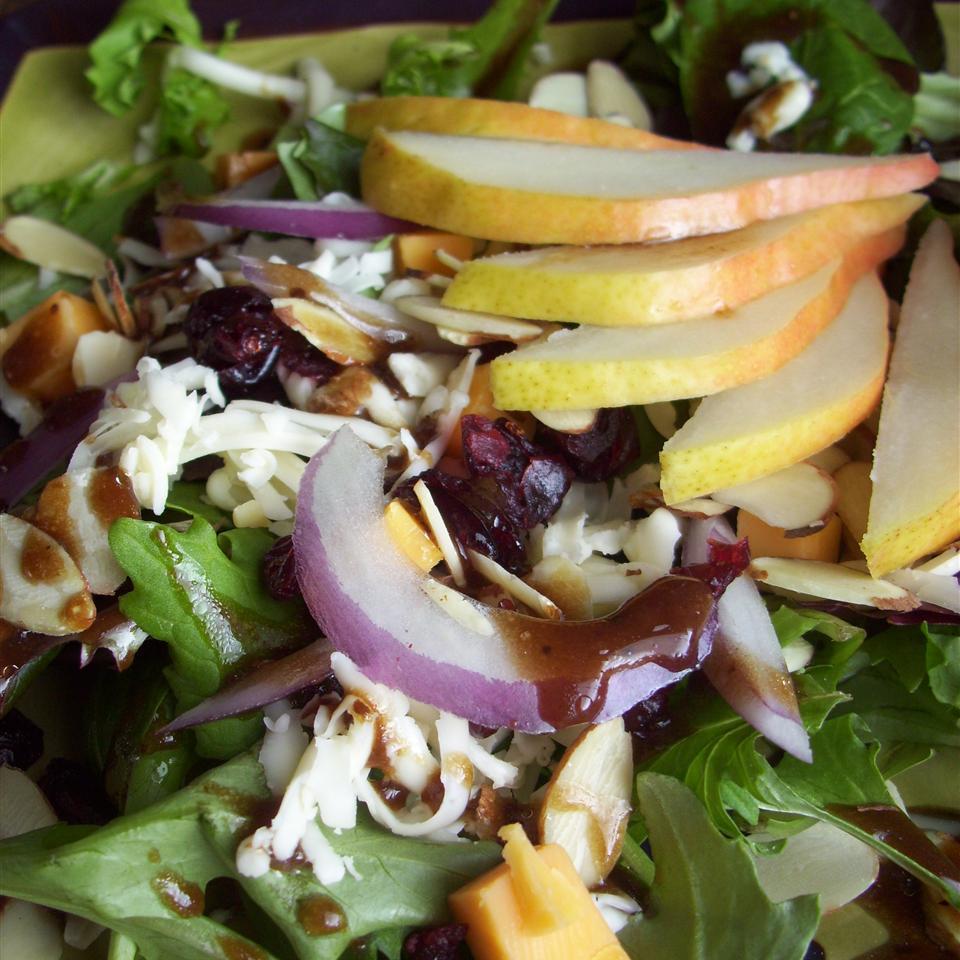 Cranberry Pear Salad Chef V
