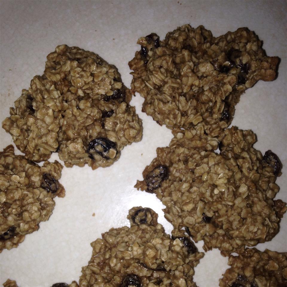 Oatmeal Raisin Cookies IX Hairguru226