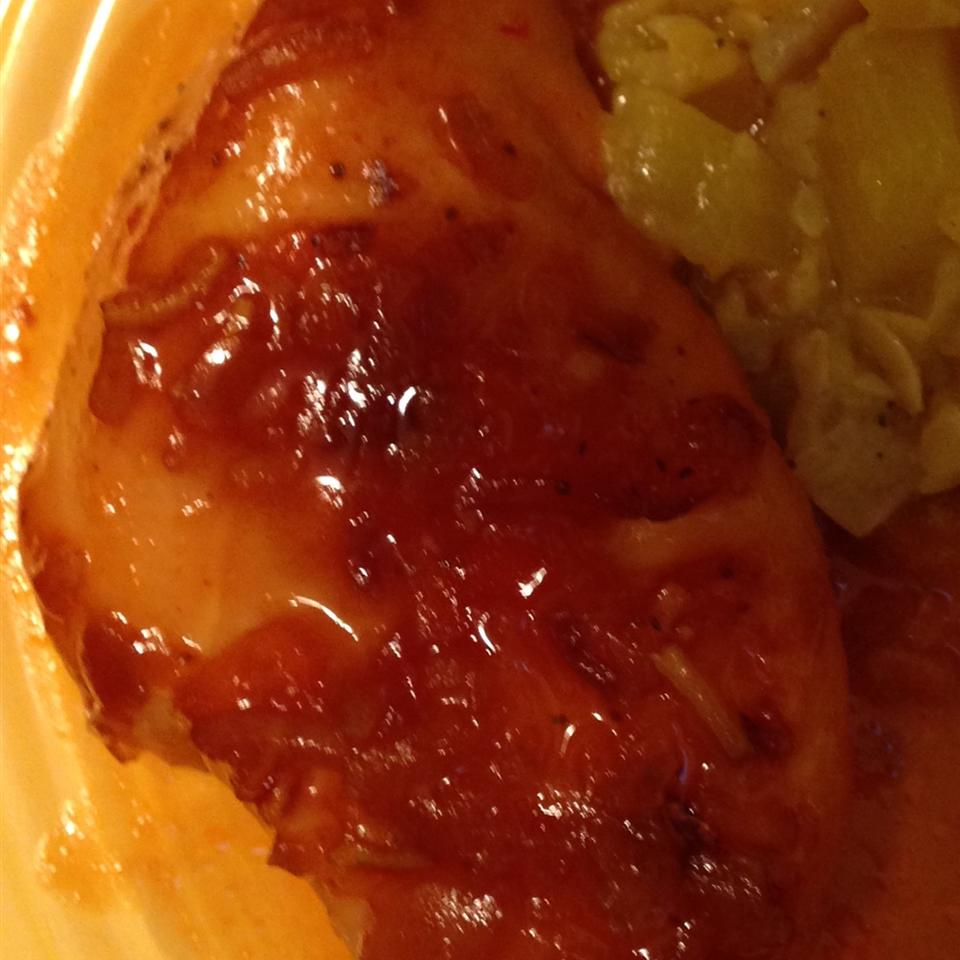 Apricot Chicken I Mark Podmore