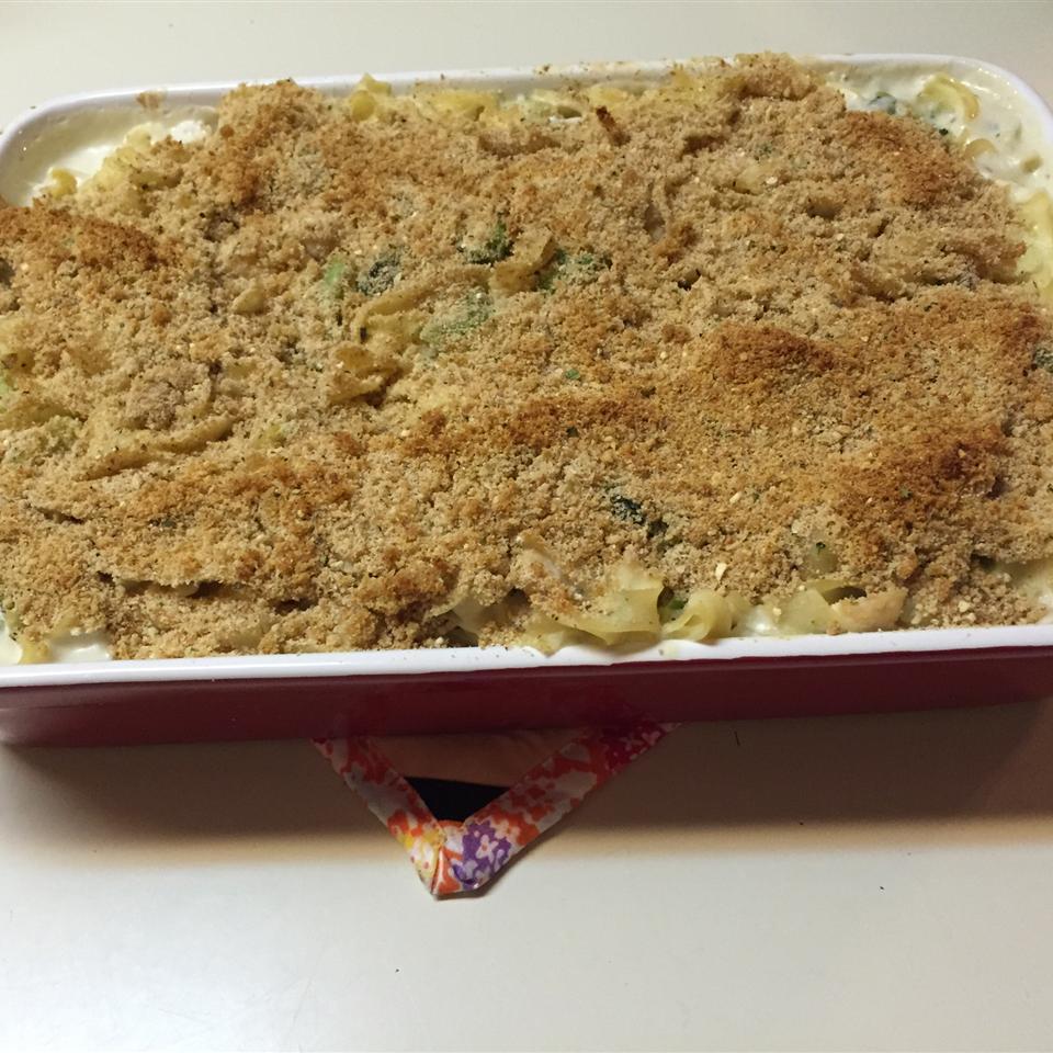 NO YOLKS® Creamy Chicken Noodle Casserole