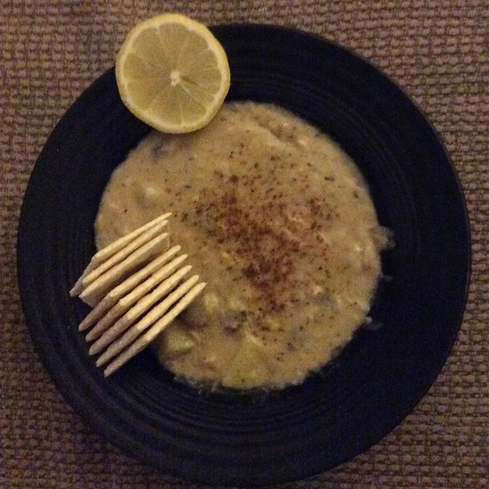 Easy Corn and Crab Chowder nbeckley