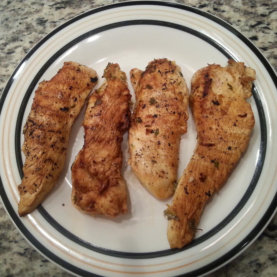 Lemon Thyme Chicken Tenders just_jam