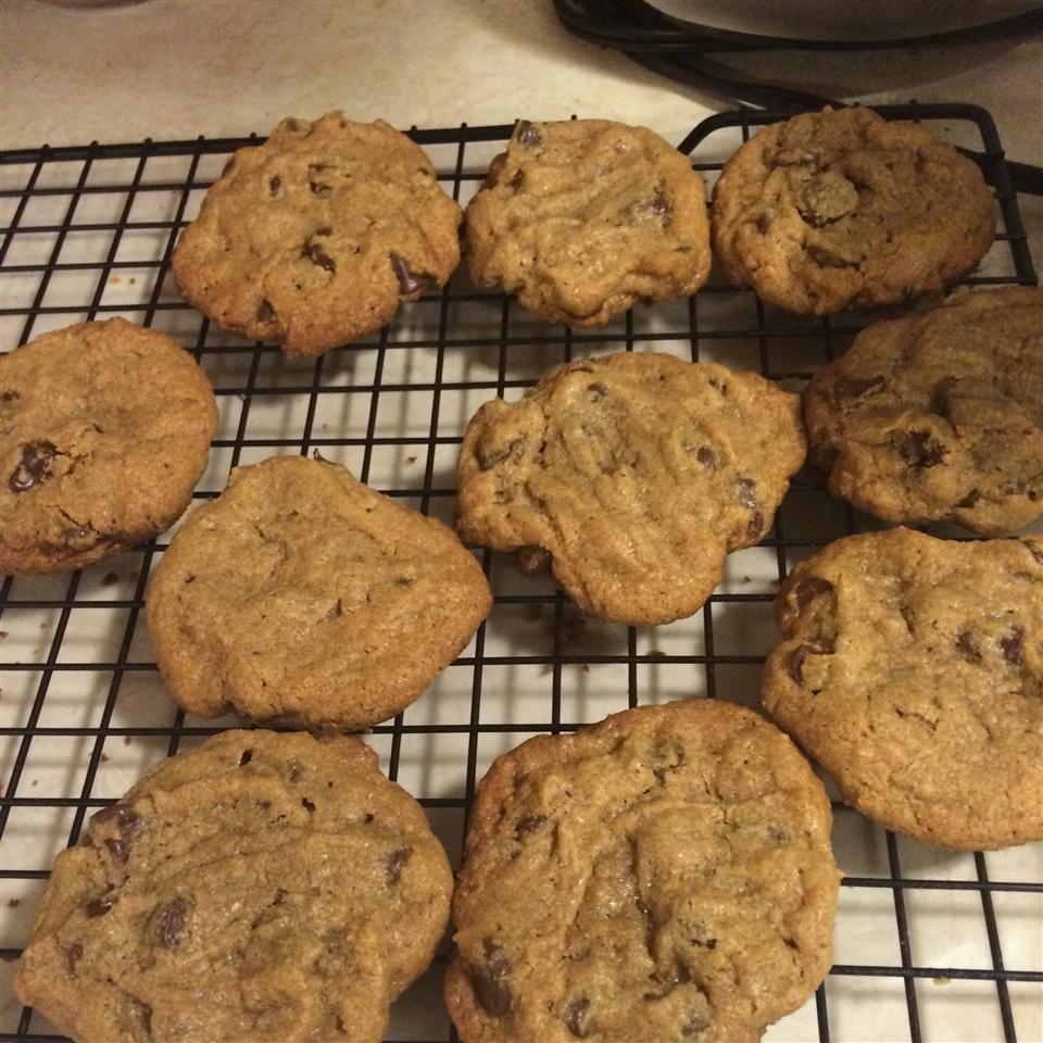 Really Basic Peanut Butter Cookies Krista Hallam