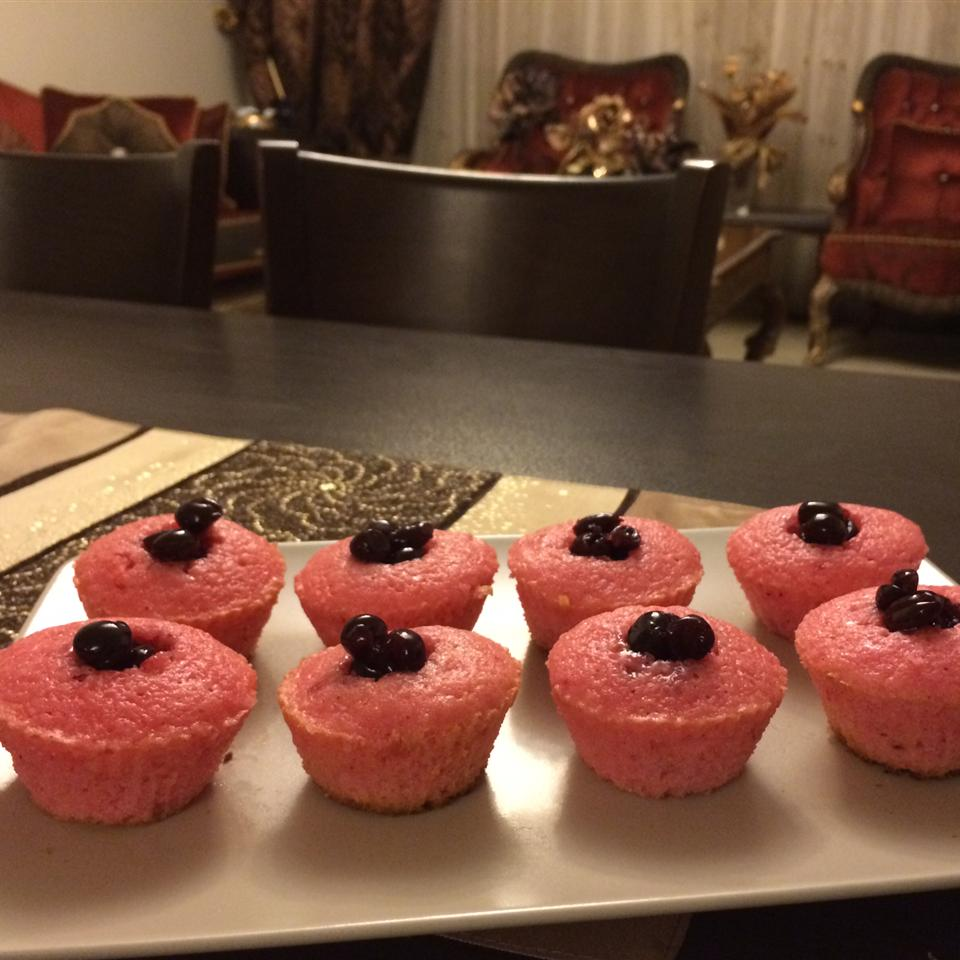 Jelly Doughnut Cupcakes Hannah