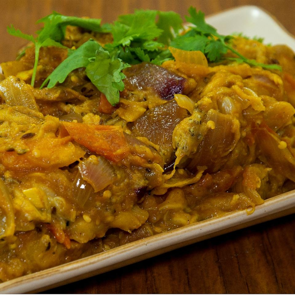 Indian Eggplant - Bhurtha Michael San Jose