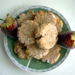 Brazilian Coffee Cookies eLi