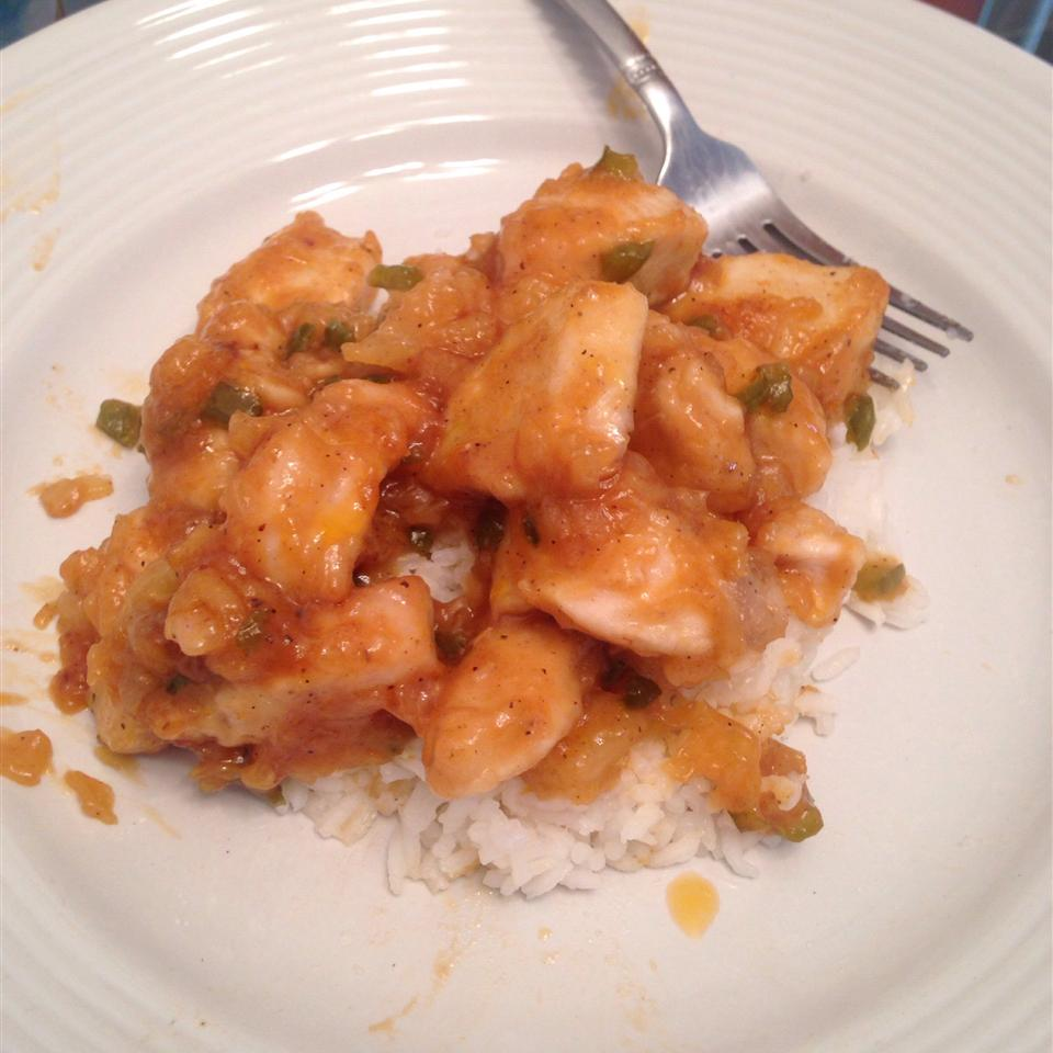 Easy Sweet and Sour Chicken Girlcit