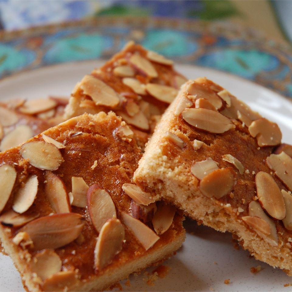 Almond Squares II cookin'mama
