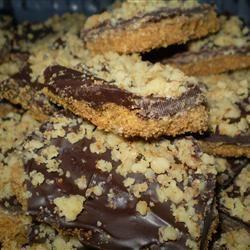 Chocolate Toffee Crunch Bars