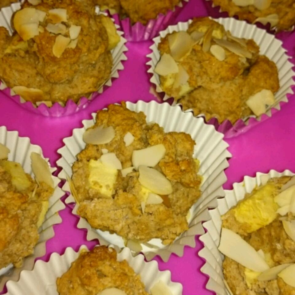Whole Wheat Apple Muffins Maha