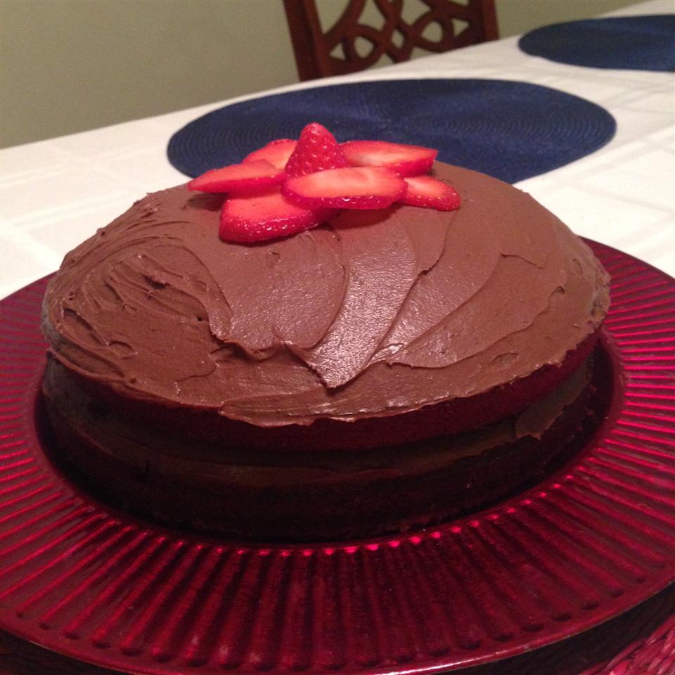 Cinnamon Mocha Sheet Cake kpionzio
