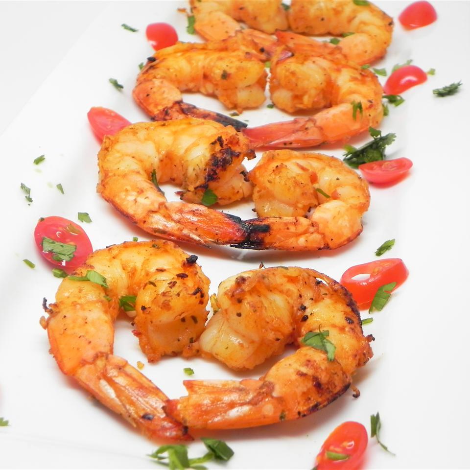 Healthier Marinated Grilled Shrimp Soup Loving Nicole
