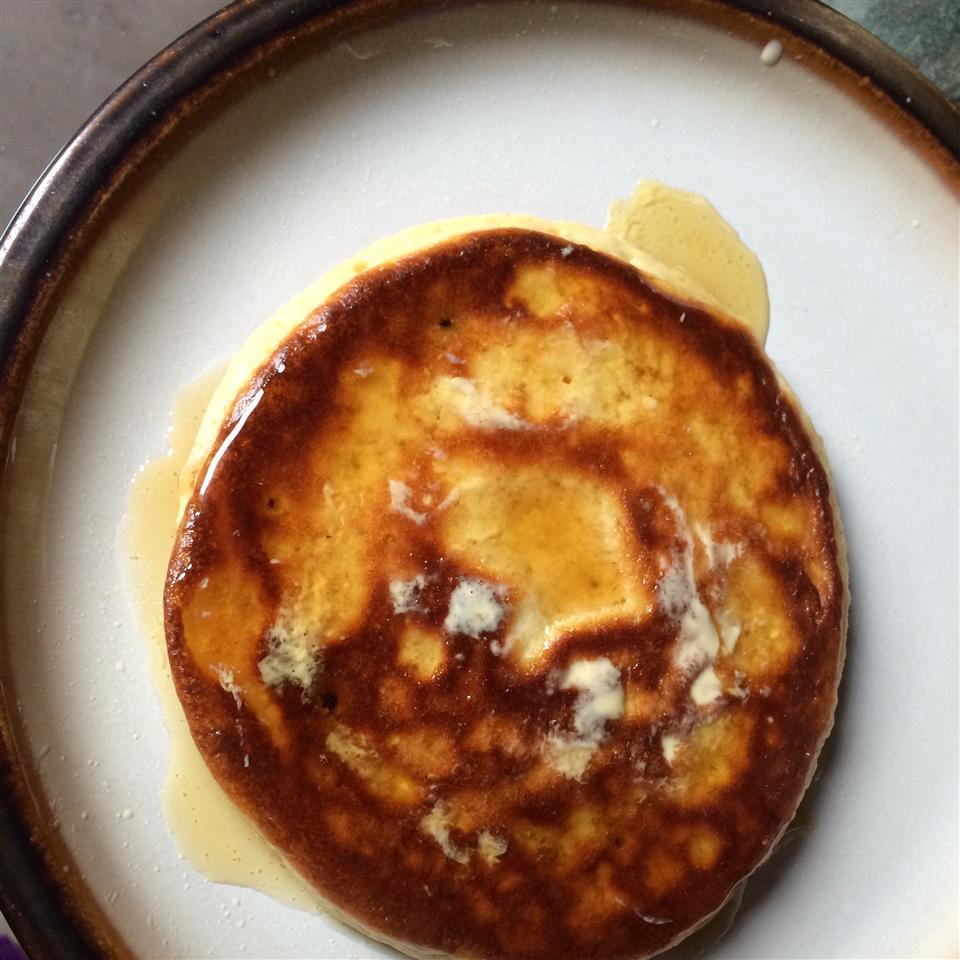 Easy Eggnog Pancakes Ayla