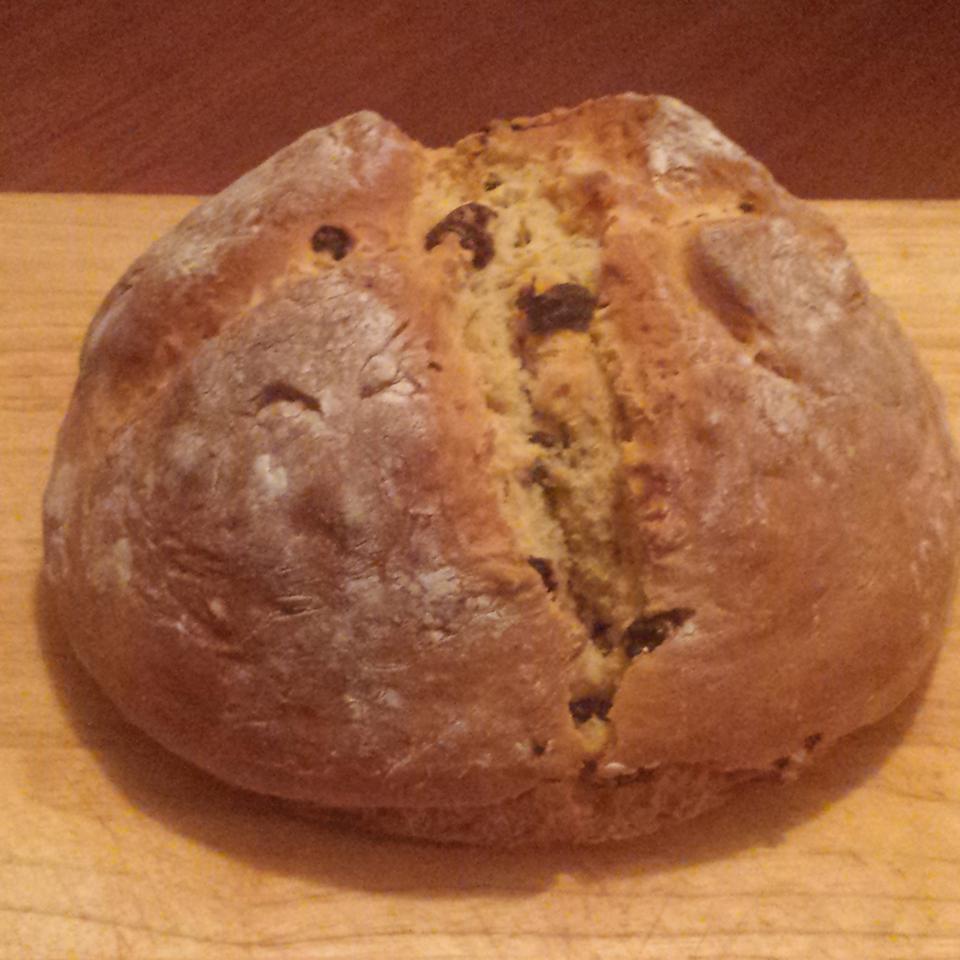 Grandma McAndrews' Irish Soda Bread Rudy B