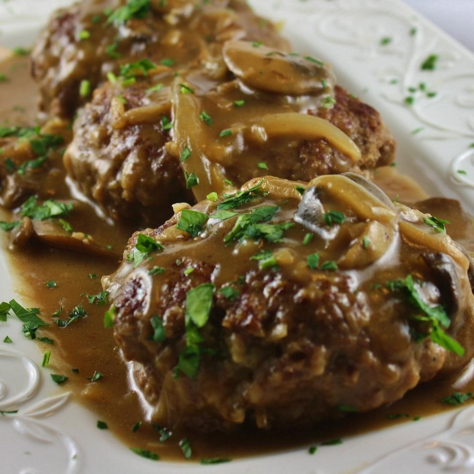 Midwest Salisbury Steak