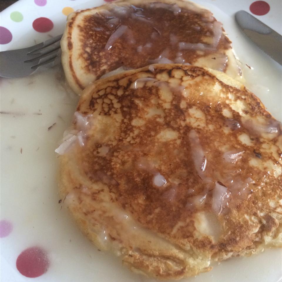 Coconut Pancake Syrup Dani Anni