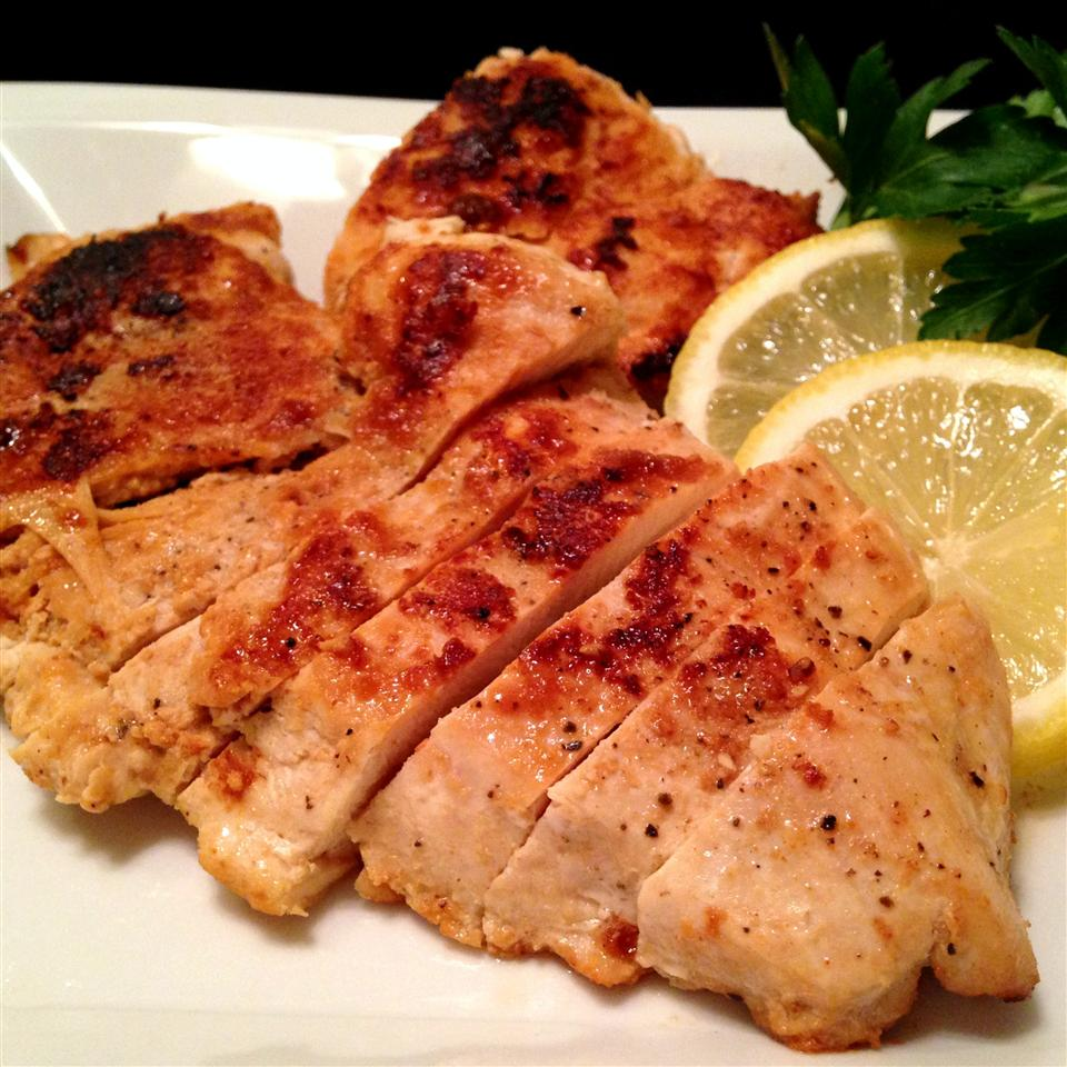 Lemon Garlic Chicken Happyschmoopies