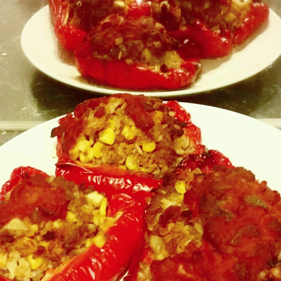 Fiesta Stuffed Peppers