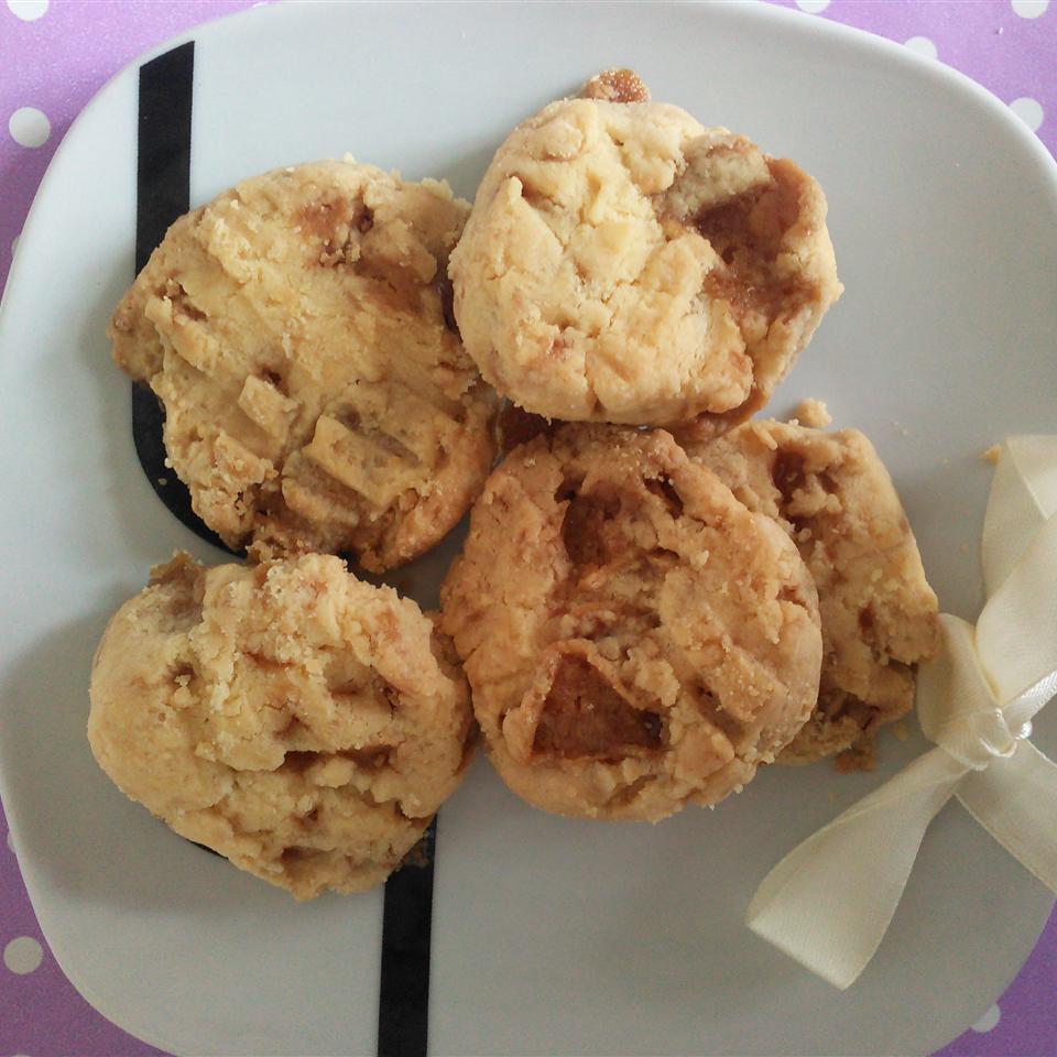 Nougat Cookies Anikó Lázár-Szucs