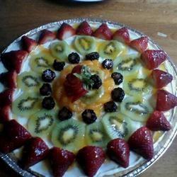 PHILADELPHIA® Fruit Pizza CRUSHSUCKER
