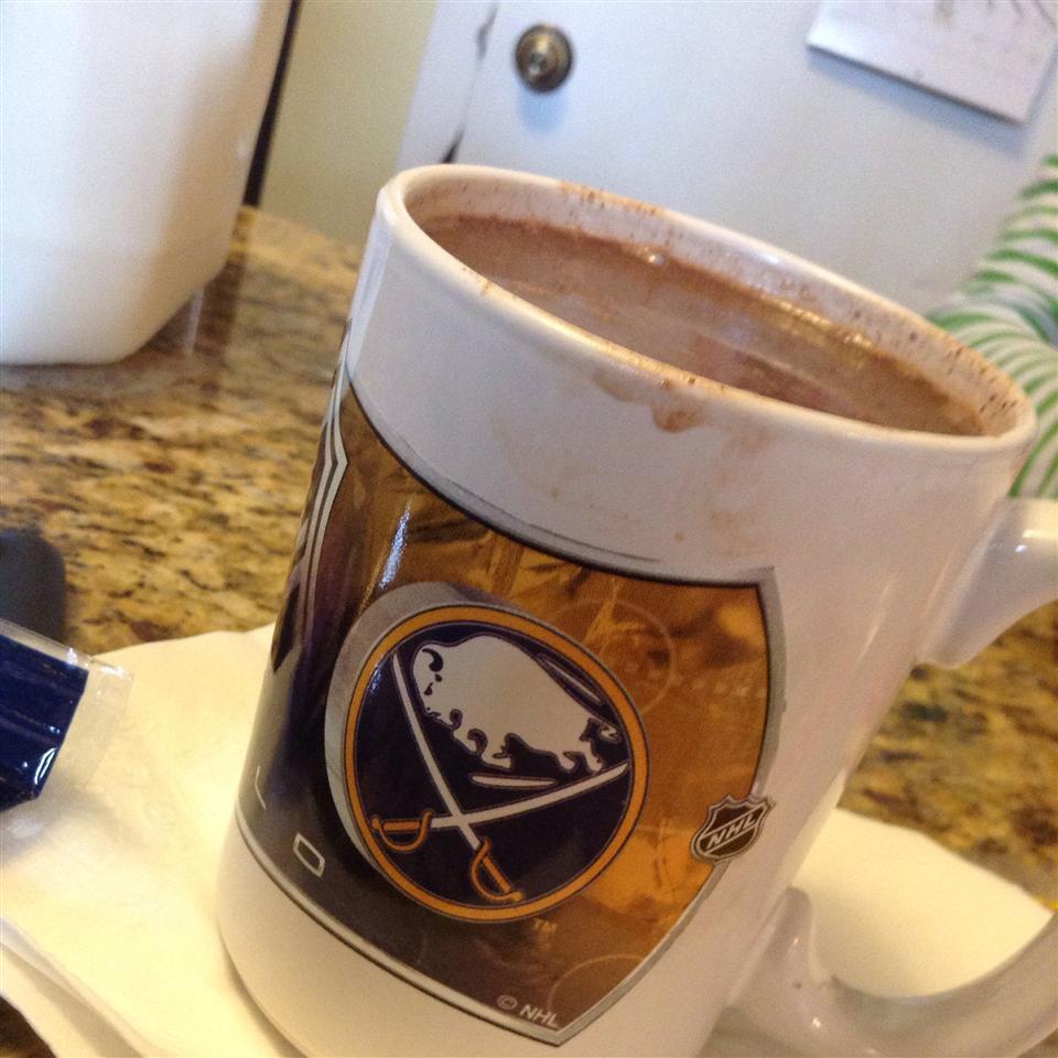 Whipped Hot Chocolate alovemtokcook