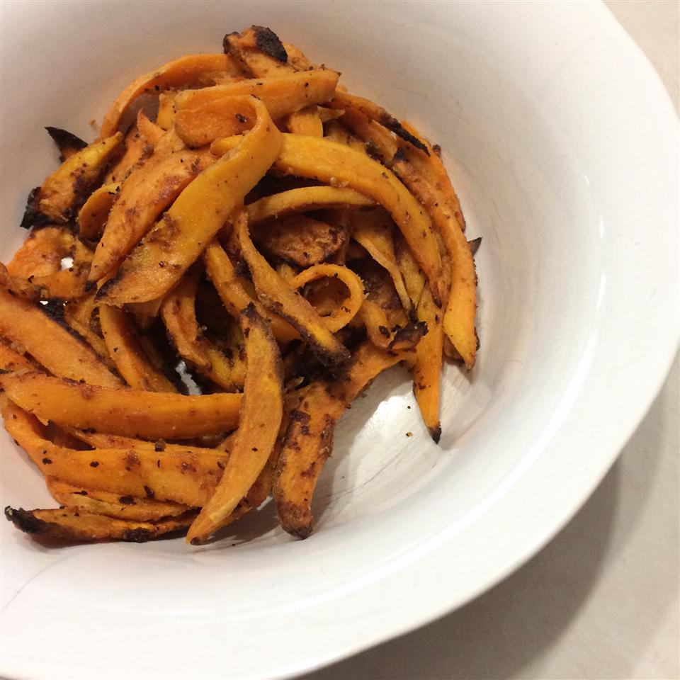 Tangy Sweet Potato Fries Chief Morgan
