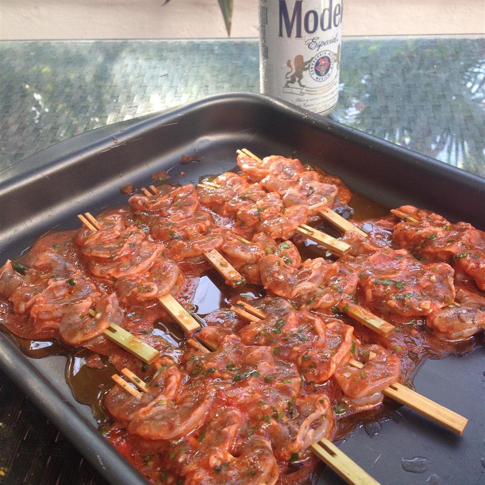 Marinated Grilled Shrimp LucyFitz46
