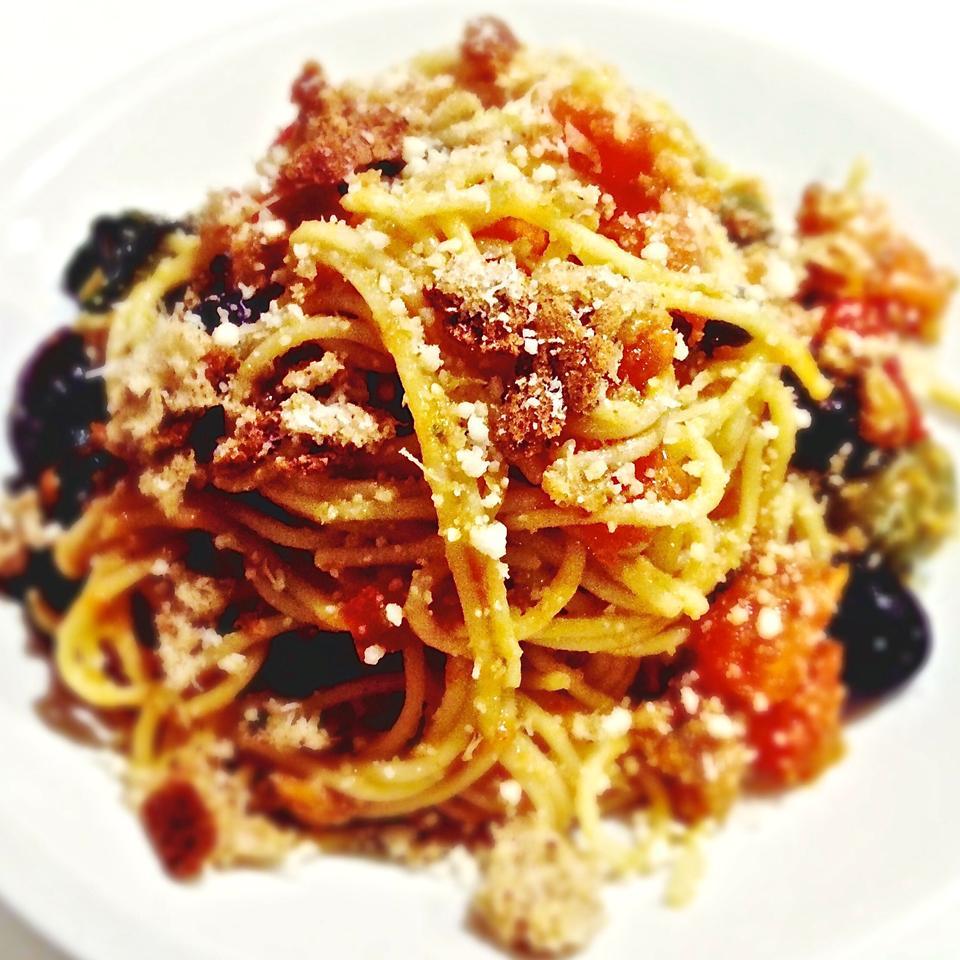 Solo Spaghetti Dinner fozziesmom