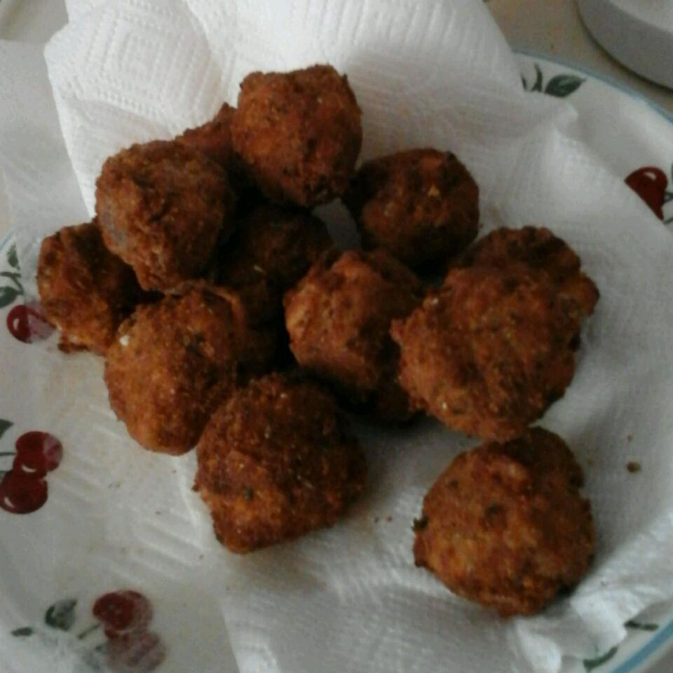 Scrumptious Sauerkraut Balls darrianprice93