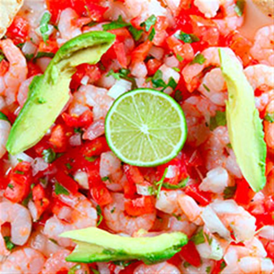 "Clamato® Shrimp ""Ceviche"" Style Trusted Brands"