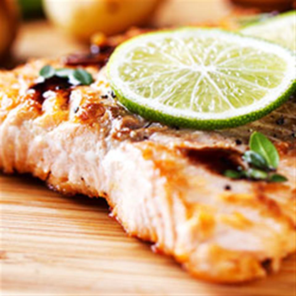 Clamato® Cooked Salmon