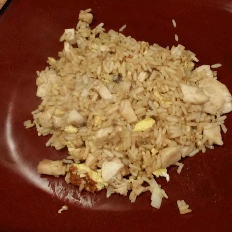 April's Chicken Fried Rice Steve King