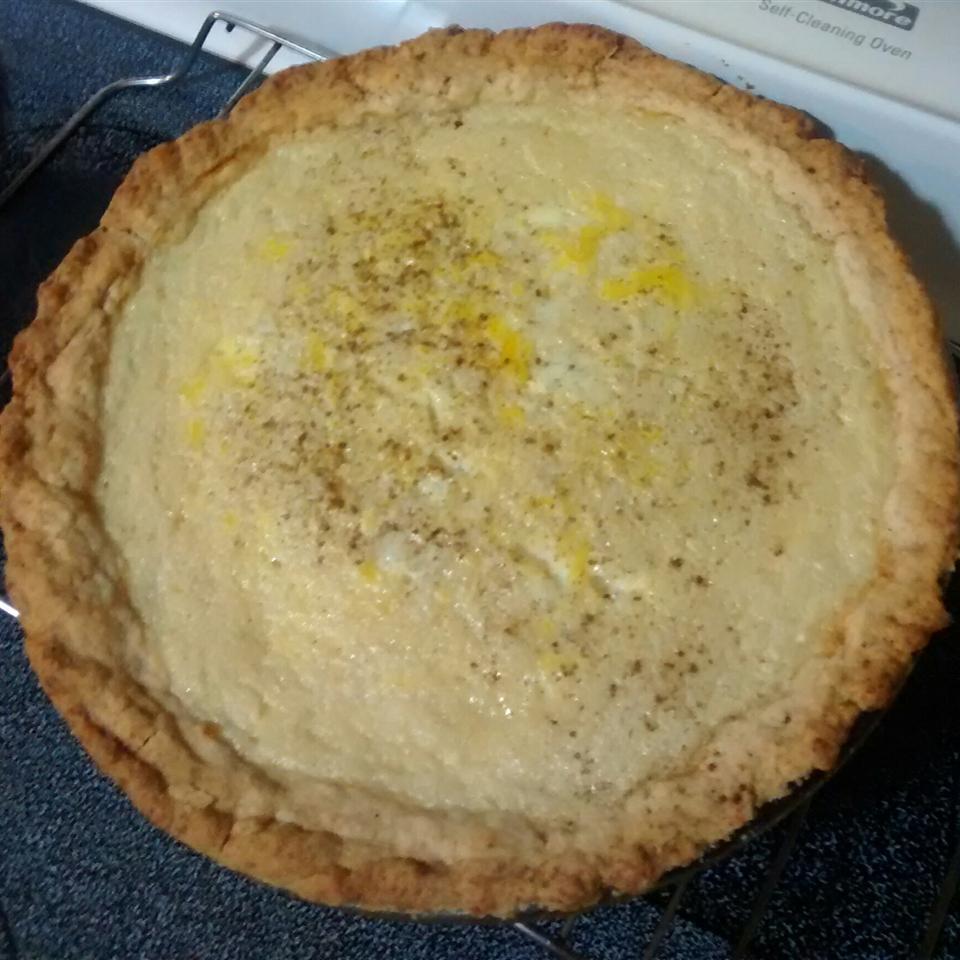 Egg Custard Pie II