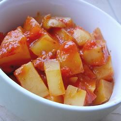 Greek Potato Stew SunFlower