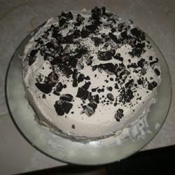 Dirty Snow Cake Sarah Keller
