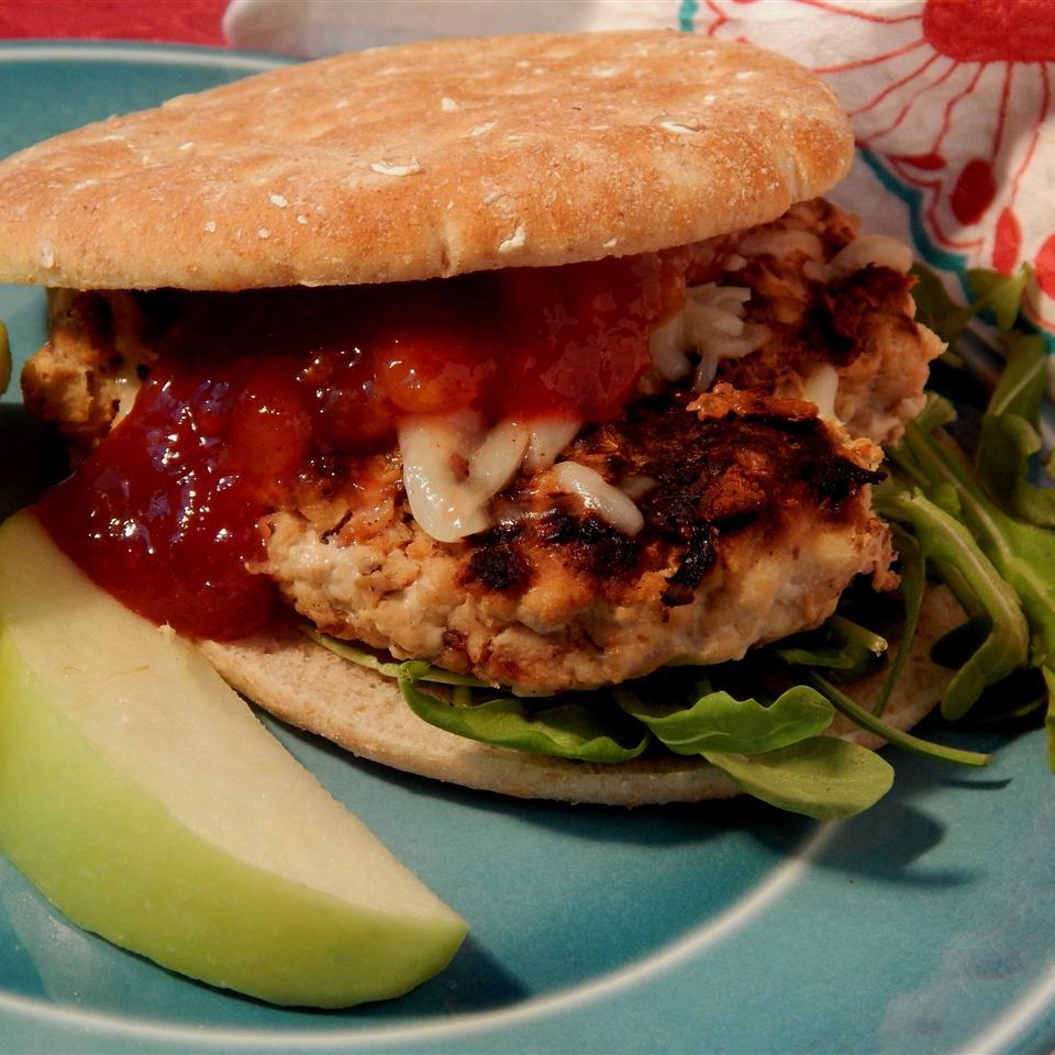 Brittany's Turkey Burgers