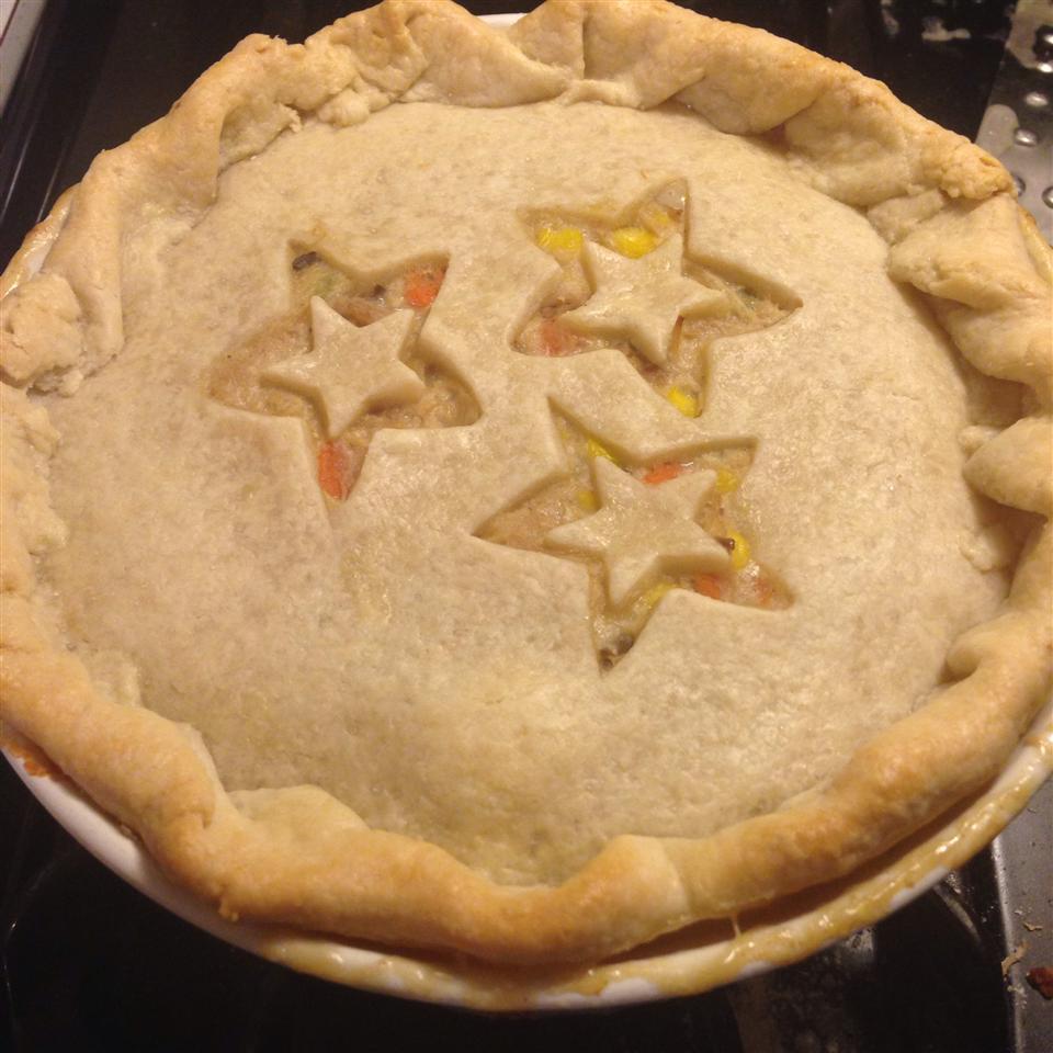 Basic Flaky Pie Crust Adrian Searle