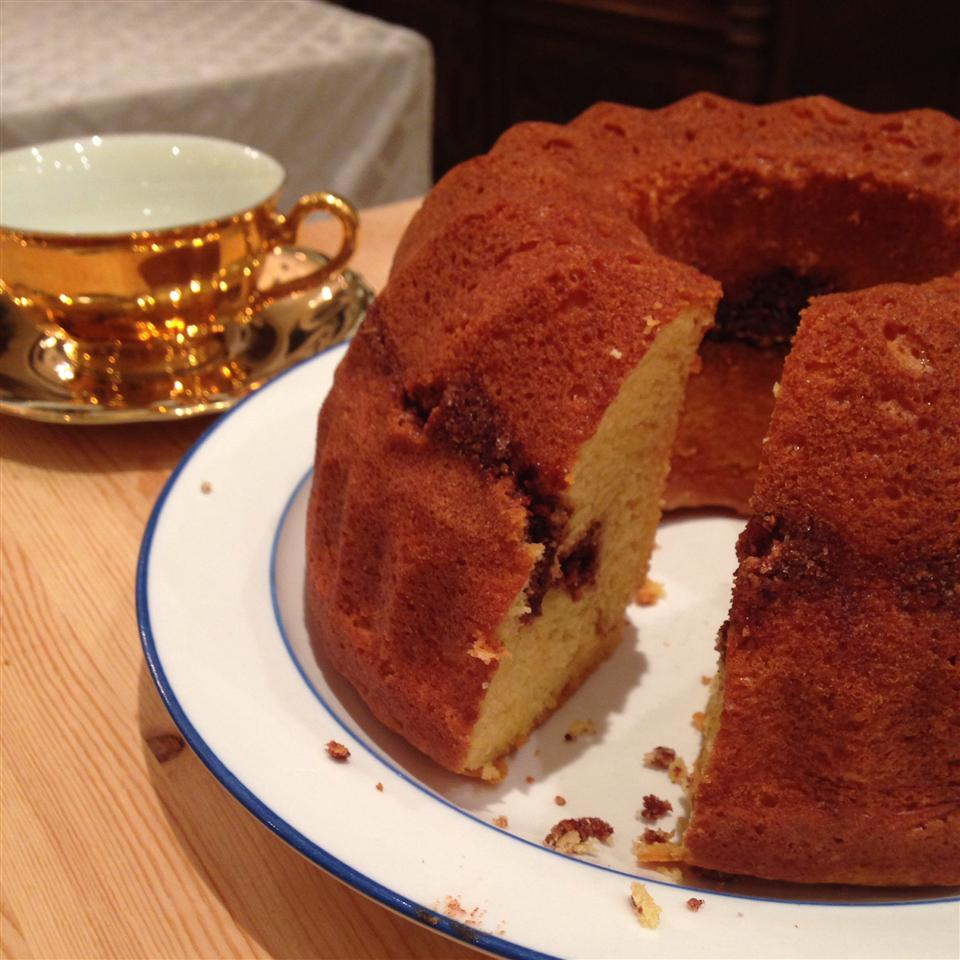 Easy Streusel Coffee Cake Lisa Carrino Benic