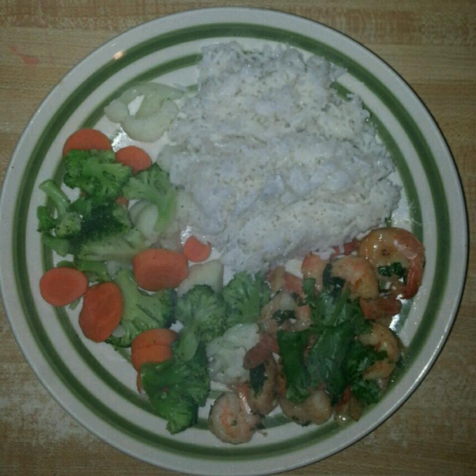 Coconut Rice jose